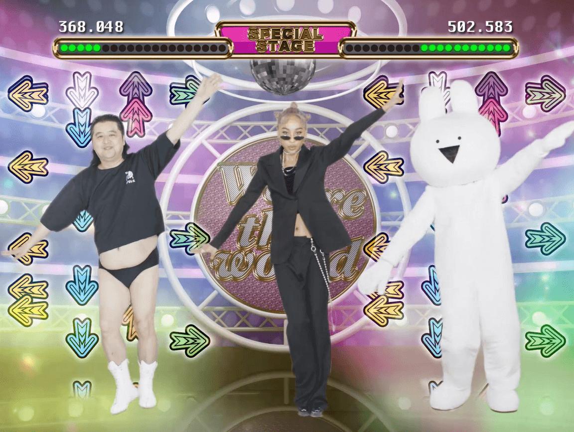 青山テルマ 新曲MVでの衣装や歌詞に「安室ちゃーん」と反響サムネイル画像