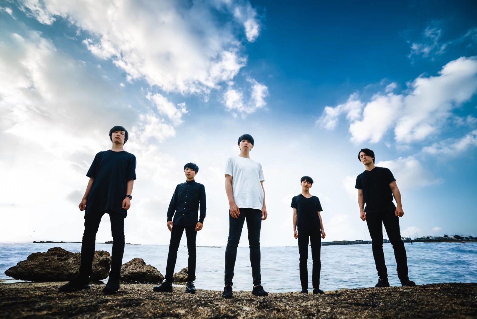 東京のメタルコア注目株、Graupelが初全国流通作となる1stアルバムをリリースサムネイル画像
