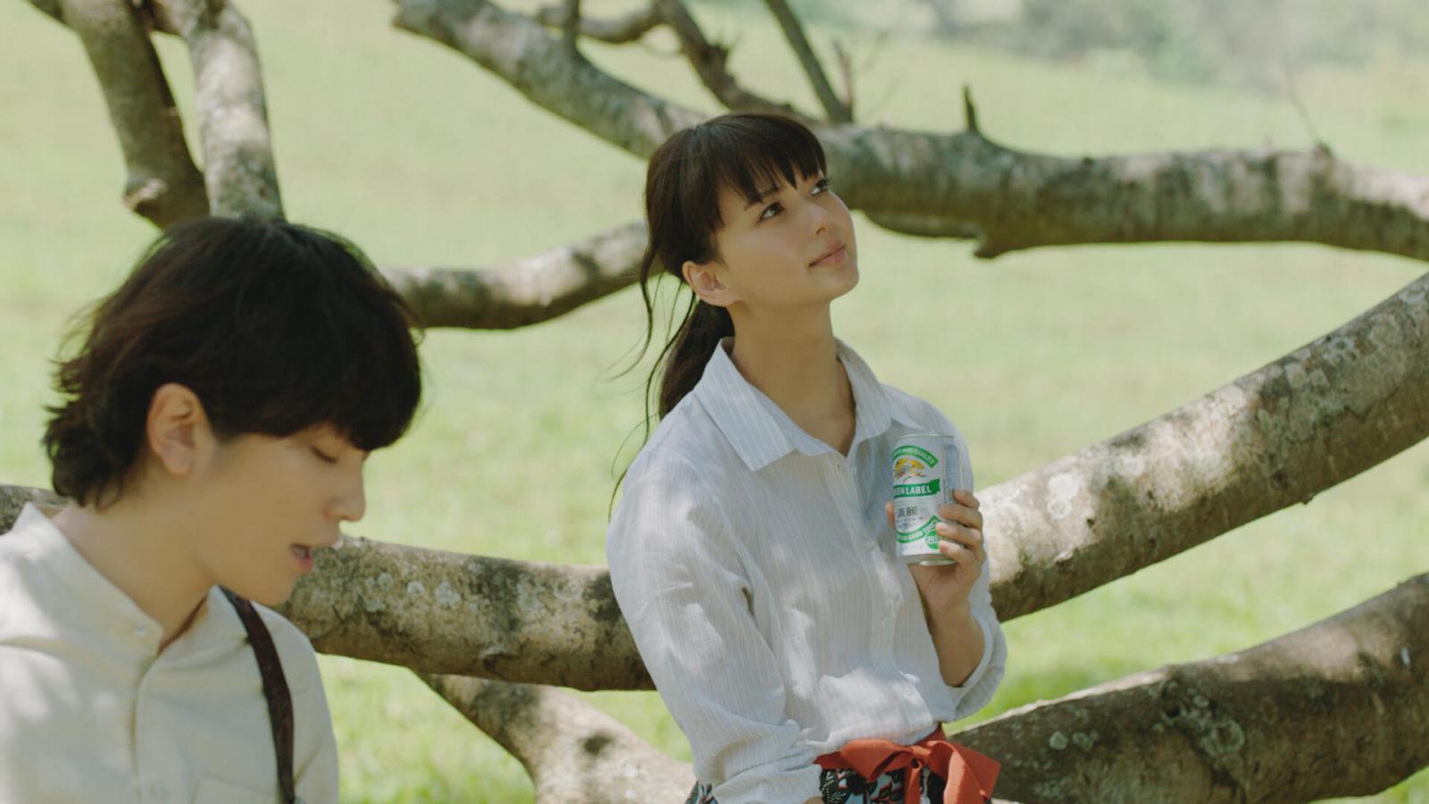 SEKAI NO OWARI Fukaseが多部未華子とCM共演!ソロでTVCM初出演サムネイル画像