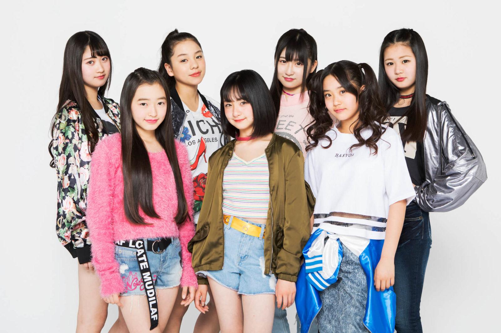 メンバー全員がモデル経験者!原宿で生まれたガールズユニット・ハラ塾DREAMMATEの最終目標はドームツアーサムネイル画像