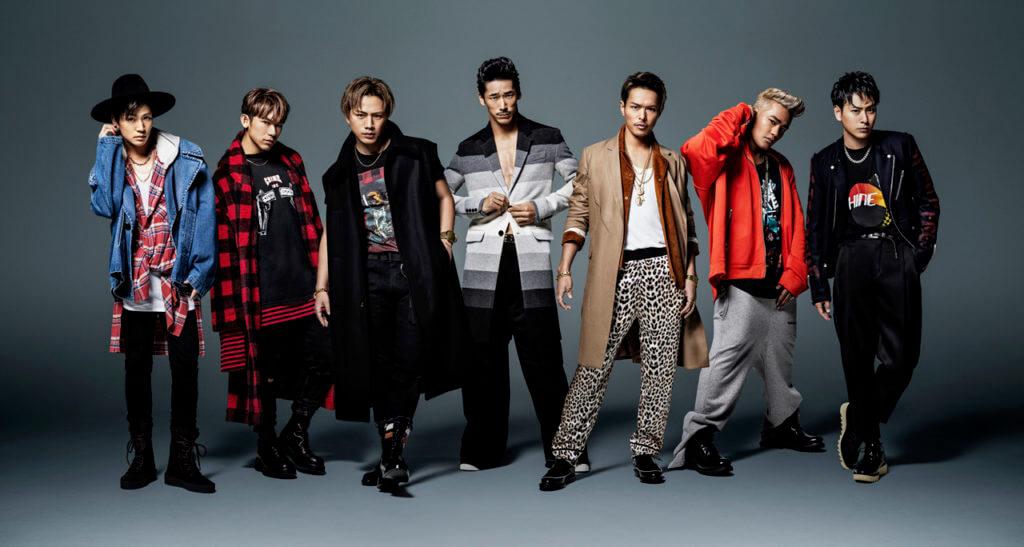 三代目J Soul Brothers ウェディングソングランキング第1位にサムネイル画像