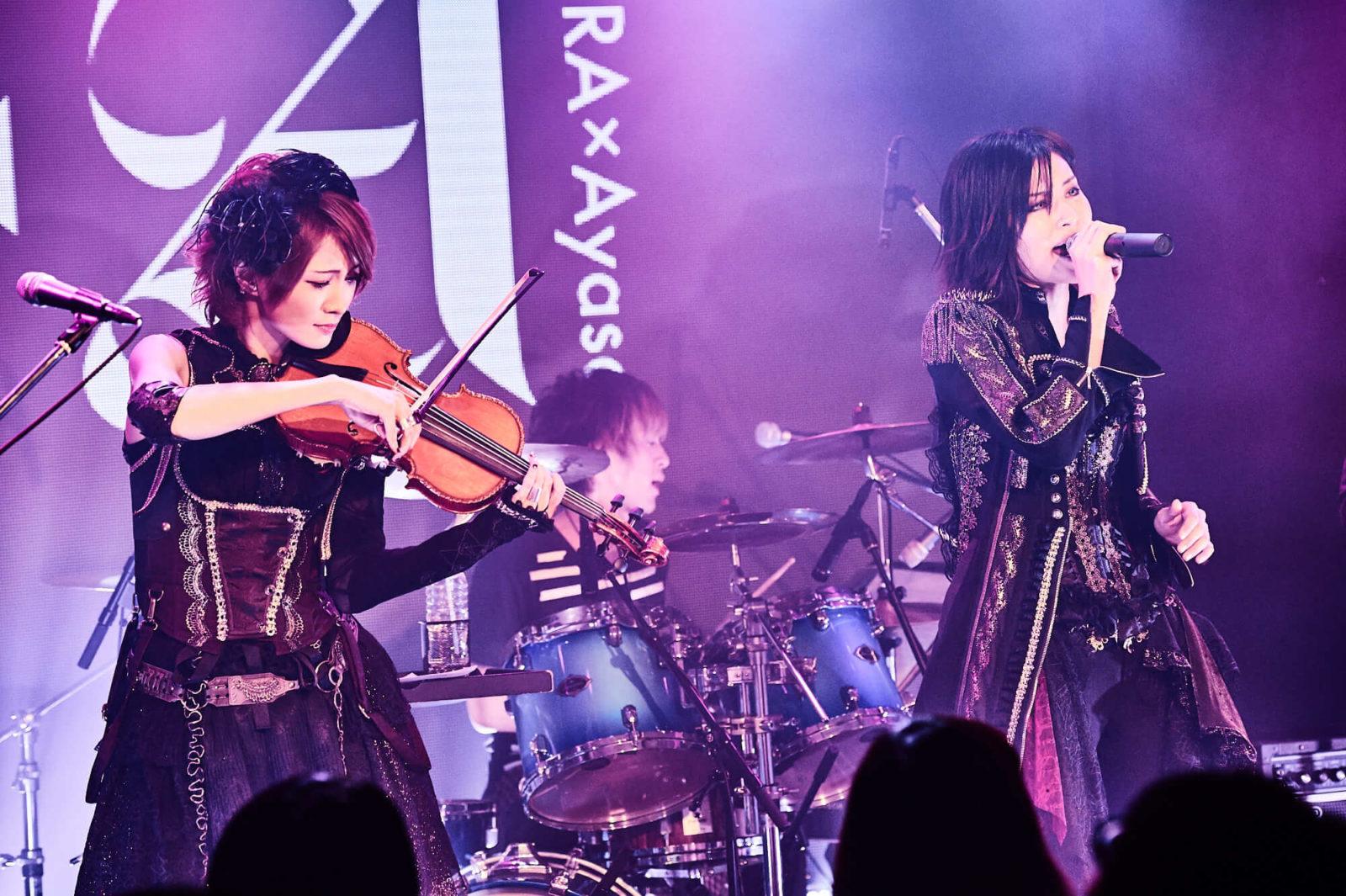 異色ロックユニット『+A(プラスエー)』がロックギタリストMiA書き下ろし楽曲を披露