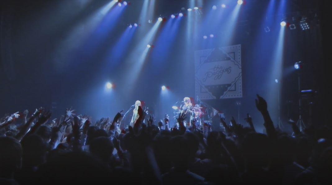 the peggies 全国ツアーの秘蔵ライブ映像を公開サムネイル画像