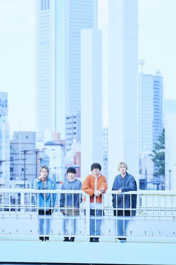 BLUE ENCOUNT 東京を猛スピードで駆け抜ける「コンパス」MVが公開サムネイル画像