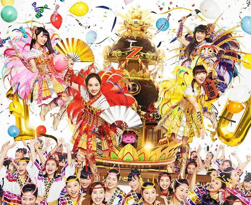 ももクロ10周年に綾小路翔、芳根京子らが祝福コメントサムネイル画像