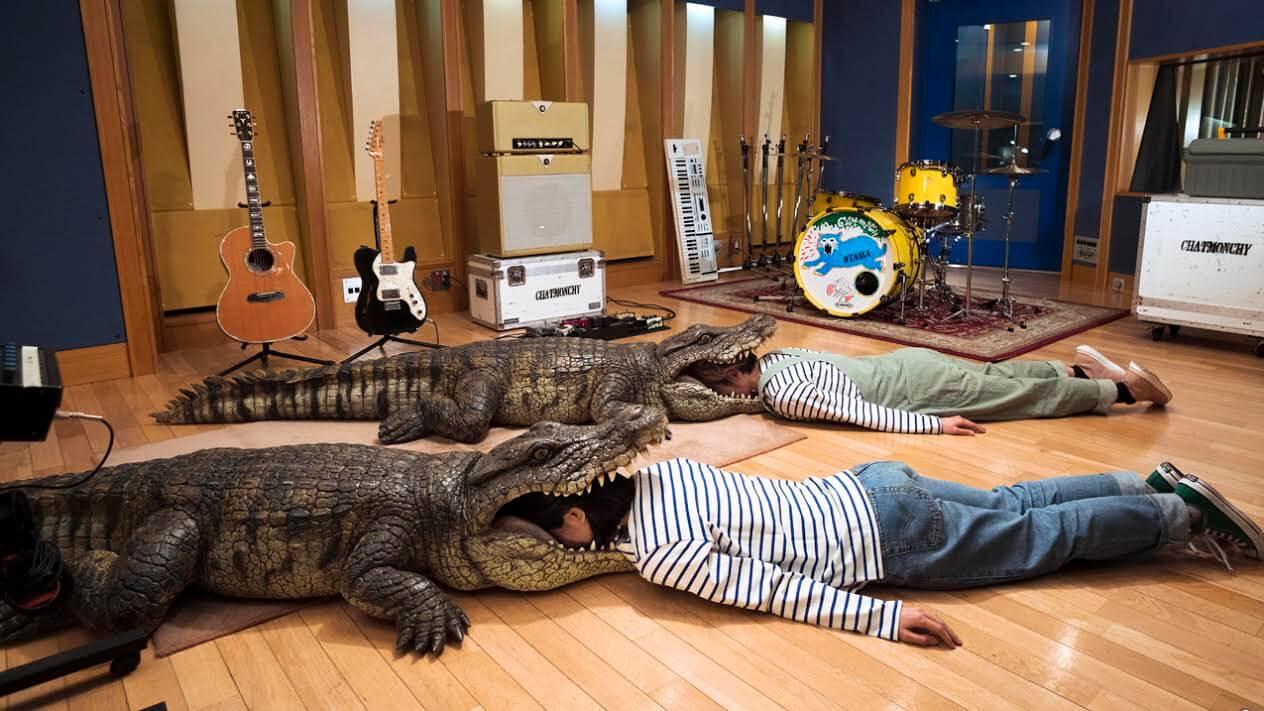 チャットモンチー 映画『妻ふり』とのコラボMVを公開サムネイル画像