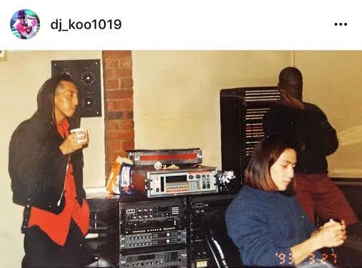 DJ KOO 小室哲哉との25年前の貴重写真公開「感謝でしかない」サムネイル画像