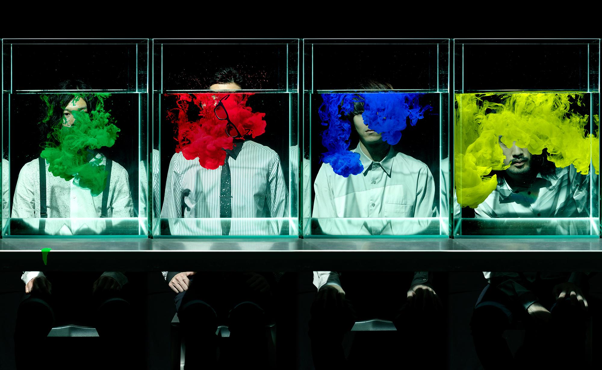 夜の本気ダンス、最新シングル「Magical Feelin'」ジャケット写真も本日公開