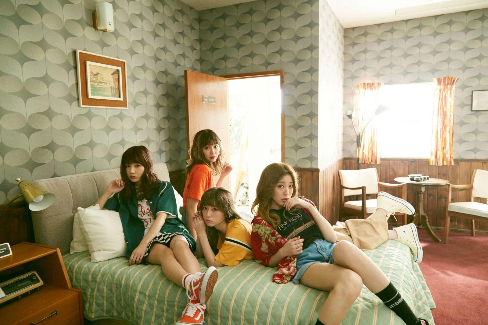 SILENT SIREN、ニューシングル新ヴィジュアル一挙公開!メンバーからコメントも到着サムネイル画像