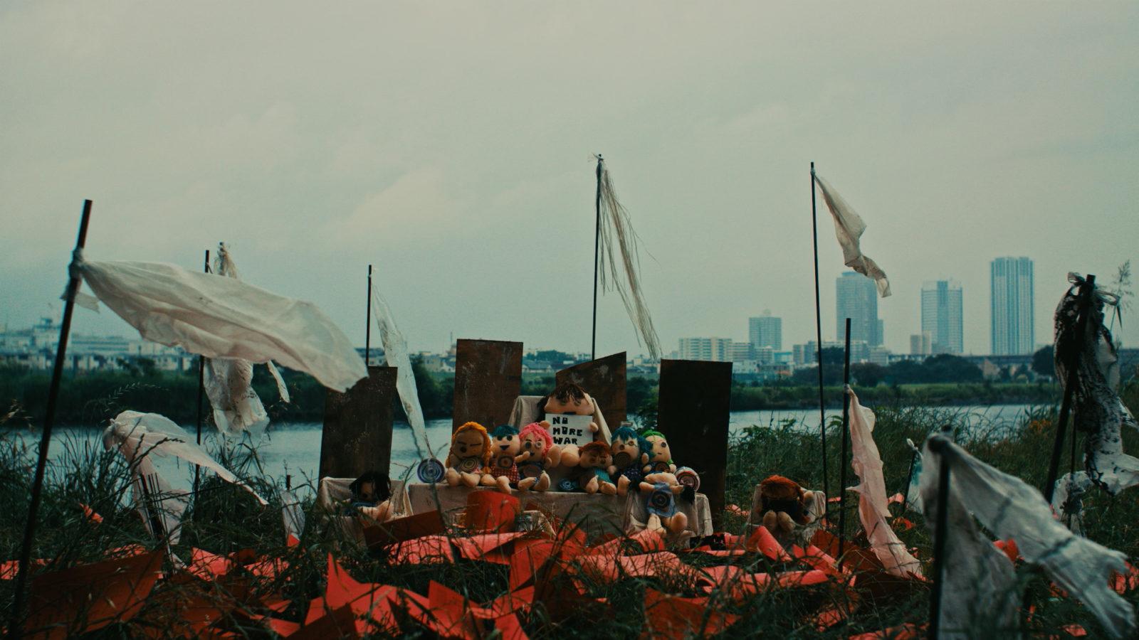 リーガルリリー、映画監督内藤瑛亮作品である新作MV「うつくしいひと」を公開サムネイル画像