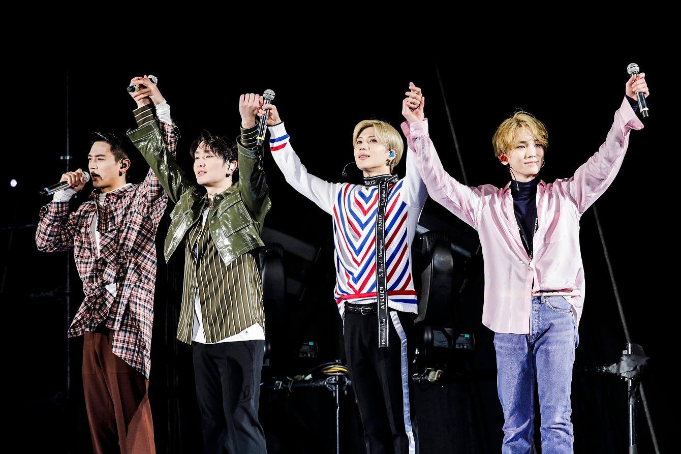 SHINee LIVE Blu-ray/DVDの発売を記念して『プレミアム先行試写会』の開催が決定サムネイル画像
