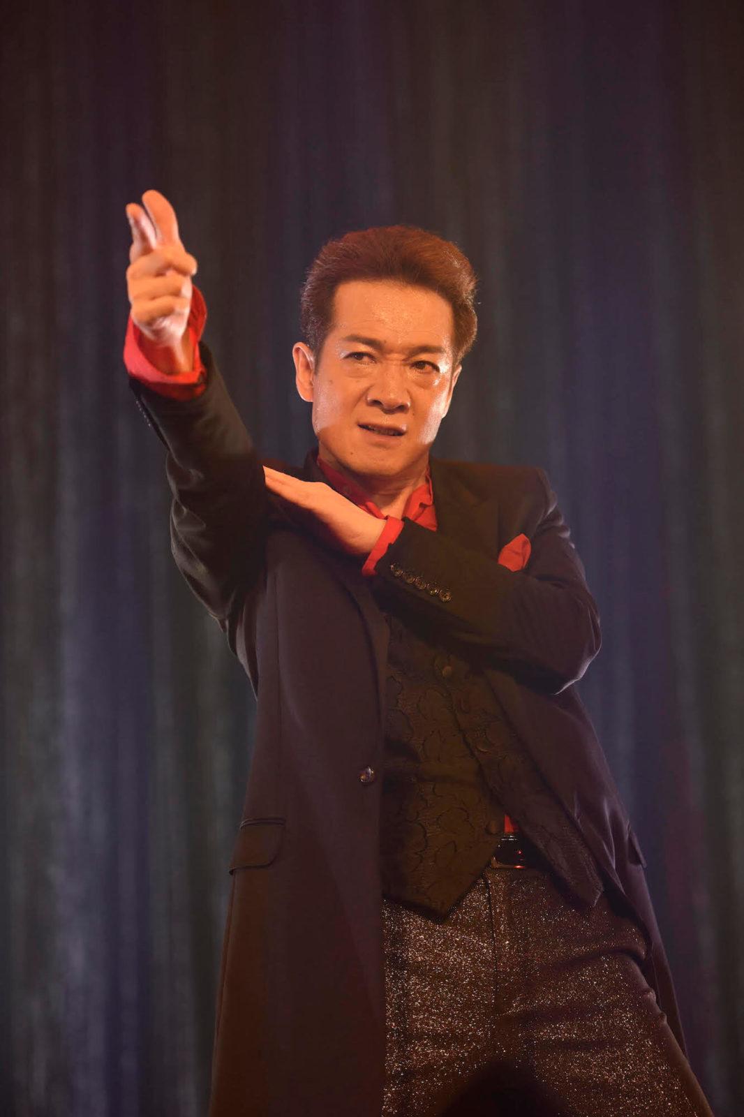 田原俊彦、ニューシングルリリース記念イベント開催!W杯でキングカズからの連絡と意外な素顔も明かすサムネイル画像