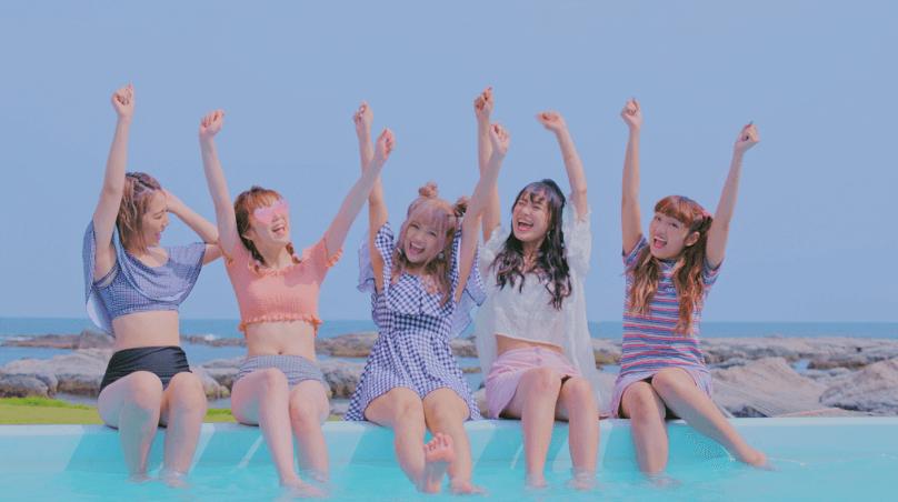 2017年日本レコード大賞受賞UNIONE(ユニオネ)新曲MVはPopteen専属モデルとコラボ!サムネイル画像
