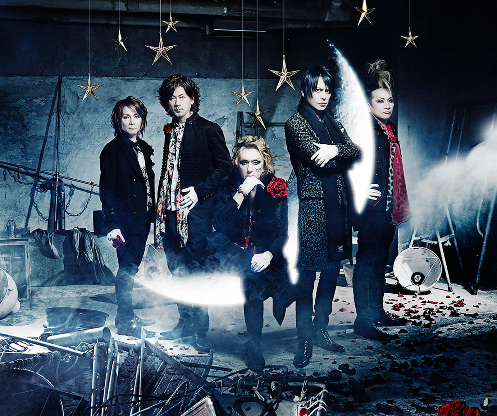 BUCK-TICK スタンディングツアー「TOUR No.0 - Guernican Moon -」の開催が決定!