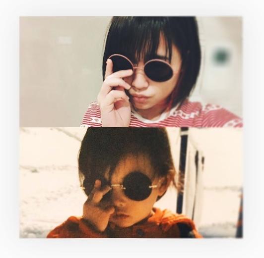 大原櫻子 2歳の頃のシンクロ写真公開に「この完成度」と反響サムネイル画像