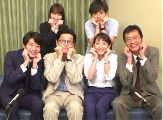 「楽しそう」川栄李奈、吉岡里帆や田中圭ら共演者と仲良し写真投稿に反響サムネイル画像