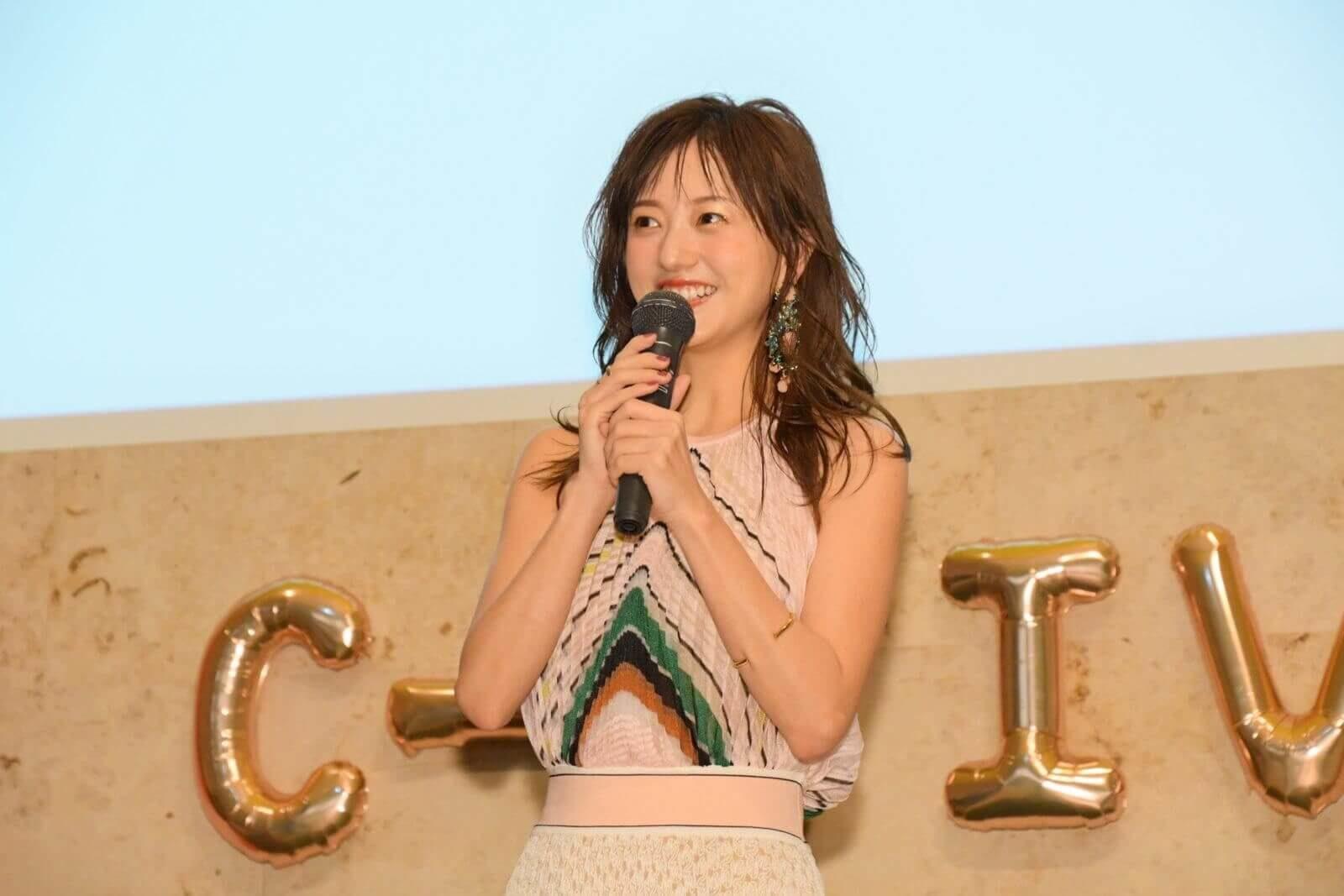 元AAA伊藤千晃 ダンス動画公開にファン「曲出すの!?」と期待サムネイル画像