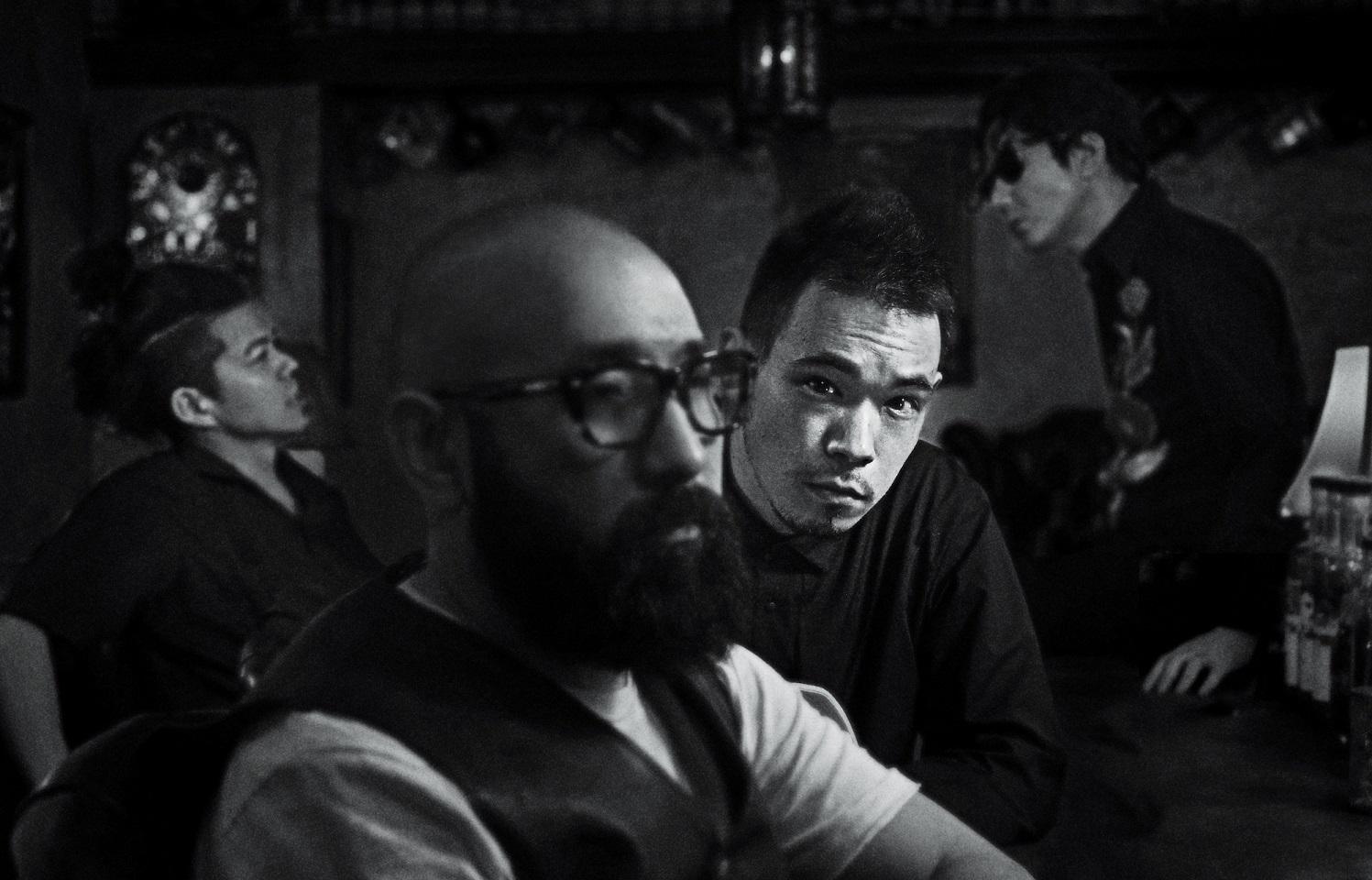 LEO今井、ニューアルバム『VLP』発売! LEO IMAIバンド4人のインタビューも公開サムネイル画像
