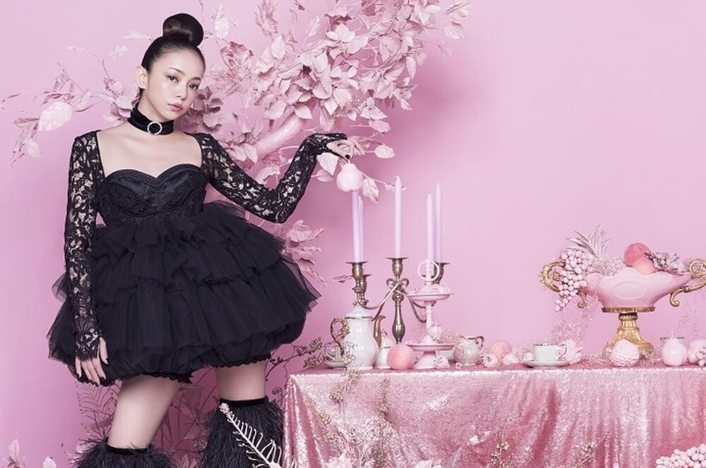 安室奈美恵がランキングを独占しコメント到着!「dヒッツ上半期ランキング2018」発表サムネイル画像