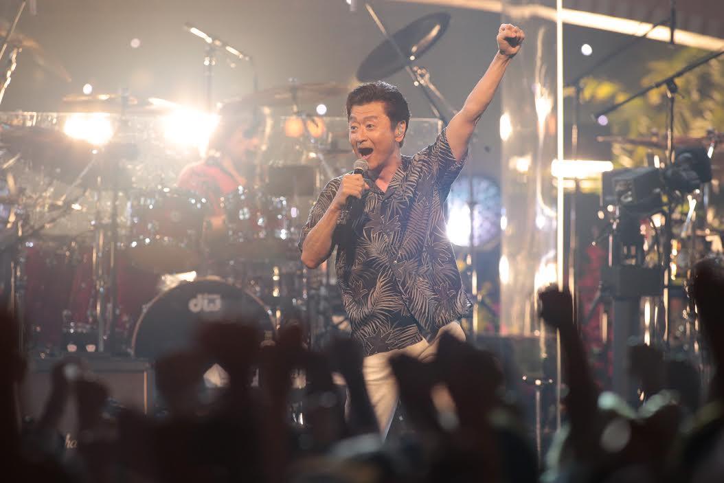 サザンオールスターズ、NHKにて一夜限りのスペシャルスタジオライブ開催サムネイル画像