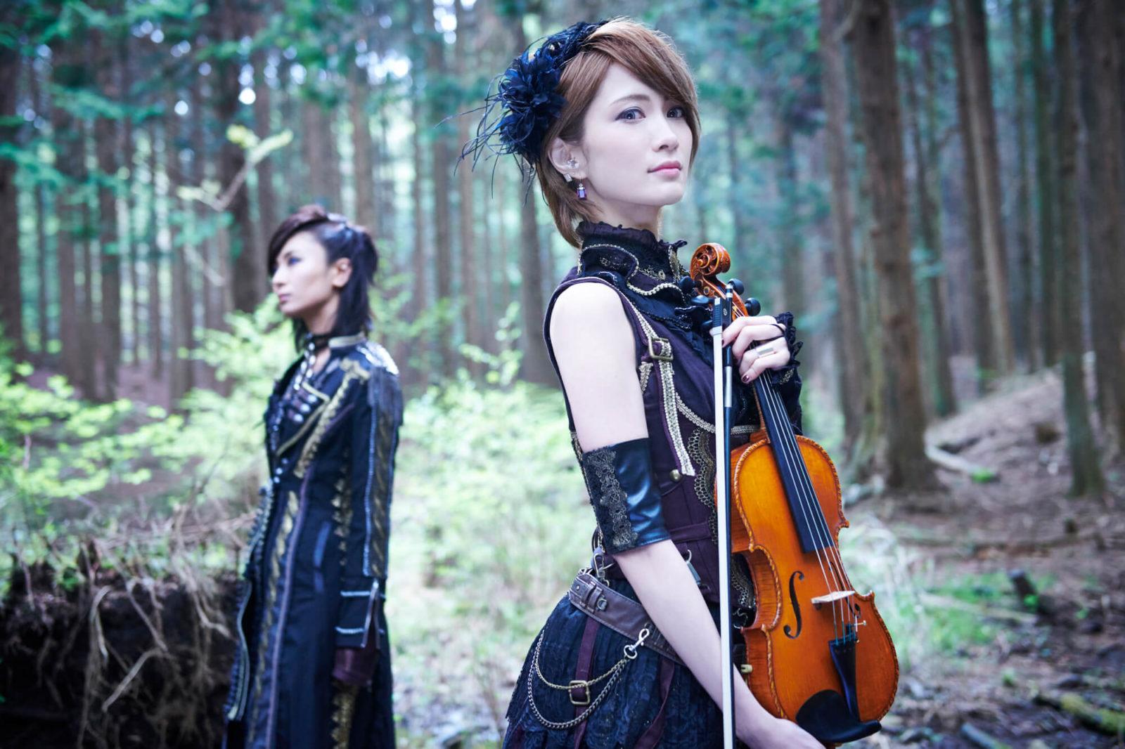 イケメン男装モデルAKIRAとロックバイオリニストAyasaのスペシャルユニット・+Aに聞く「沢山ライブがしたいです」画像65144
