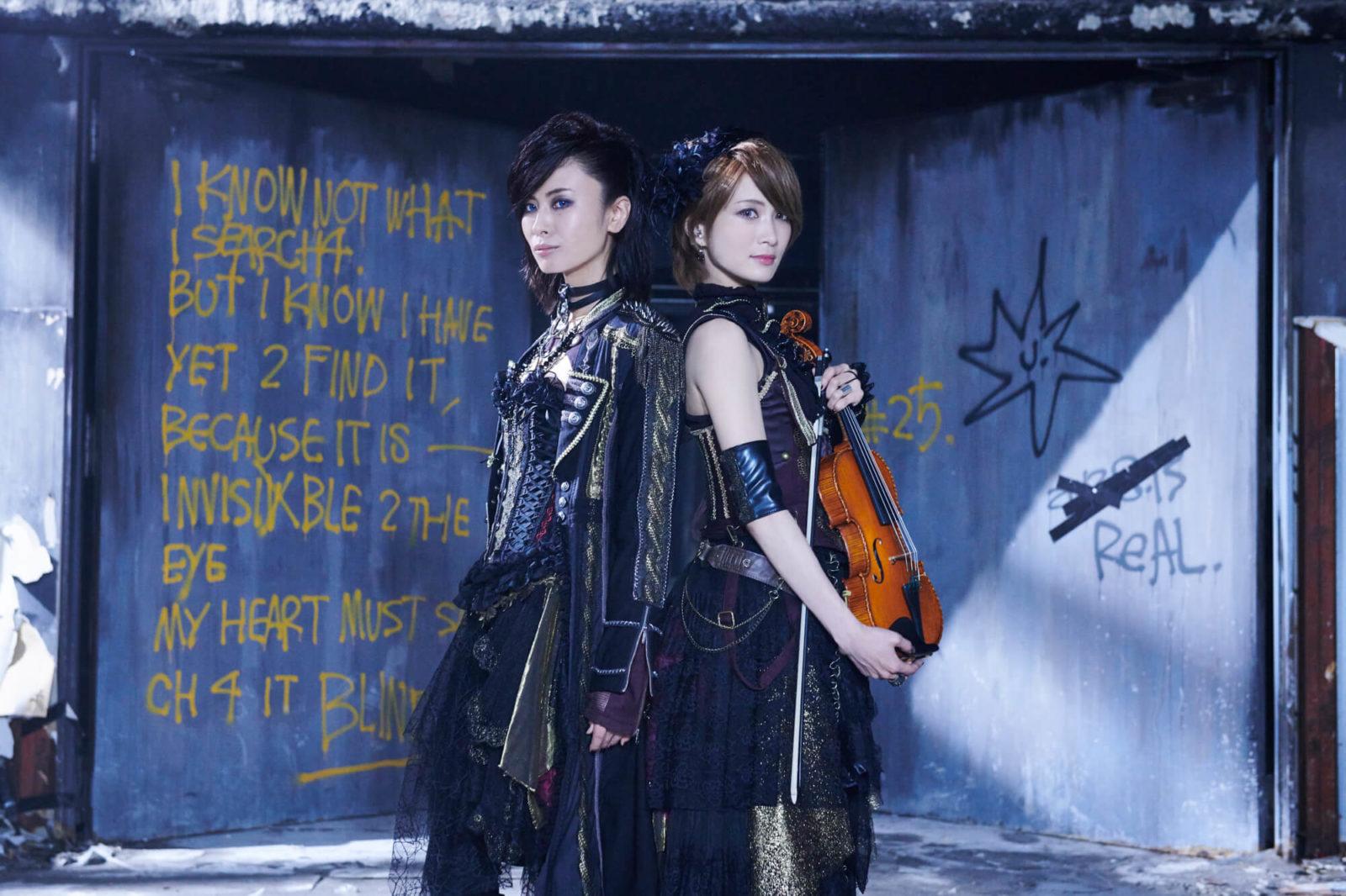 イケメン男装モデルAKIRAとロックバイオリニストAyasaのスペシャルユニット・+Aに聞く「沢山ライブがしたいです」画像65159