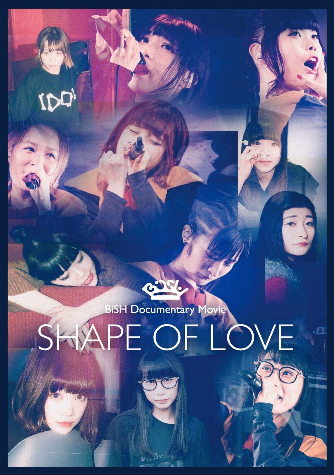 BiSH、ドキュメンタリー映像作品「SHAPE OF LOVE」の先行上映会が決定サムネイル画像