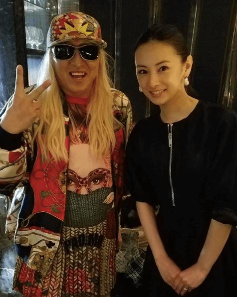 DJ KOO、北川景子の誕生日をDAIGOのパーティー写真でお祝いサムネイル画像