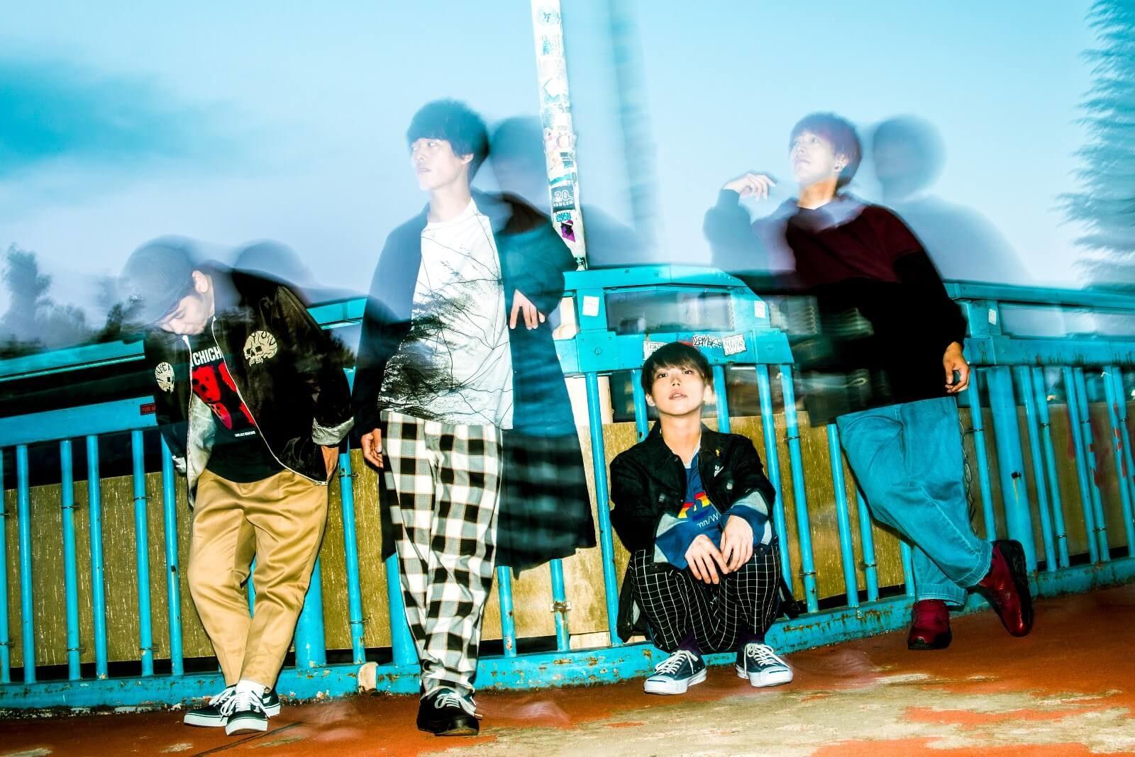 04 Limited Sazabys、約2年振りとなるフルアルバム『SOIL』発売決定サムネイル画像