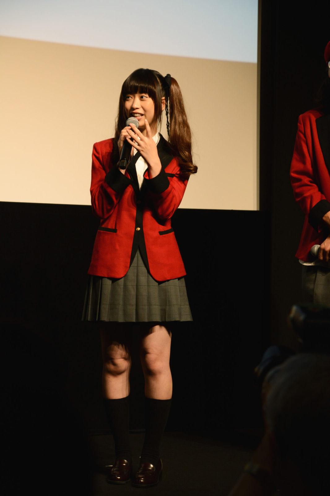 浜辺美波、主演ドラマ「賭ケグルイ」続編発表をフライング!?「我慢できなかったです」画像66044