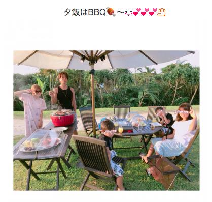 辻希美、沖縄で夏休みを満喫する家族5人写真を公開「大自然の中で…」サムネイル画像