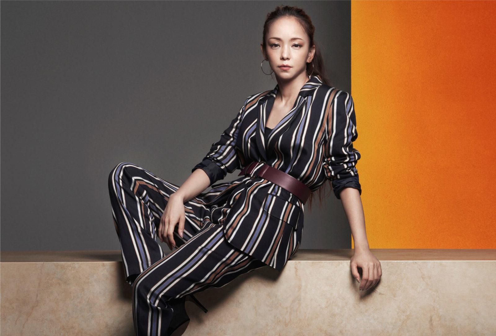 安室奈美恵、引退前最後「Namie Amuro × H&M」の全ビジュアルを公開サムネイル画像