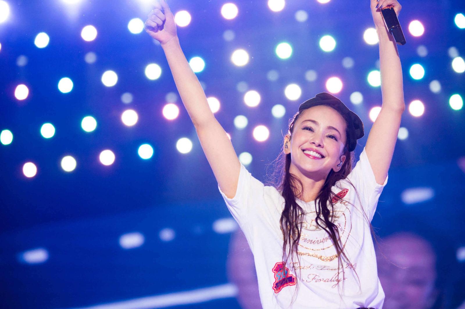 ハリセンボン・春菜、安室奈美恵の引退前日フェスに興奮「来た!」
