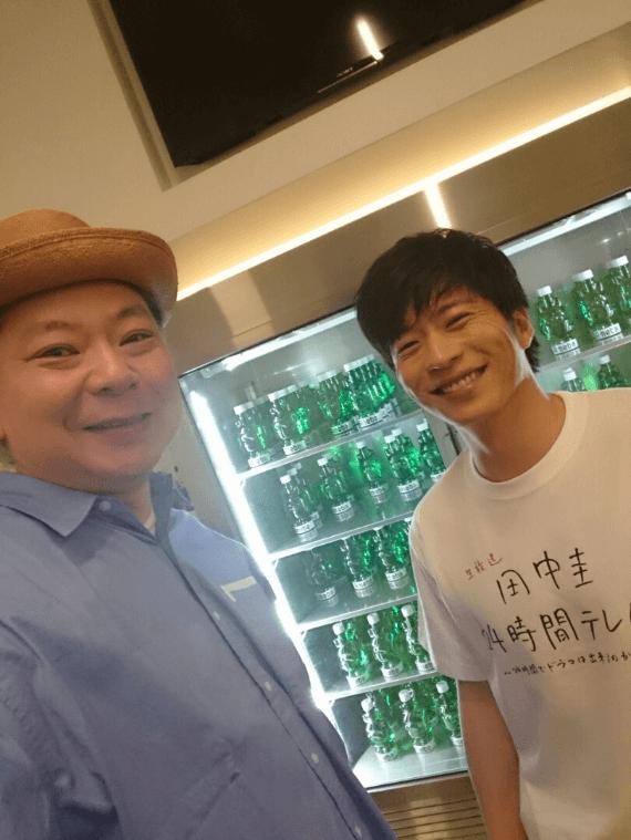 鈴木おさむ、田中圭との2ショット公開!『田中圭24時間テレビ』にリクエスト殺到サムネイル画像