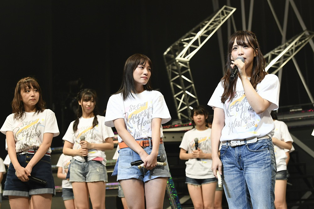SKE48 約3年ぶりにリクエストアワー開催!松村香織、衝撃の卒業発表もサムネイル画像