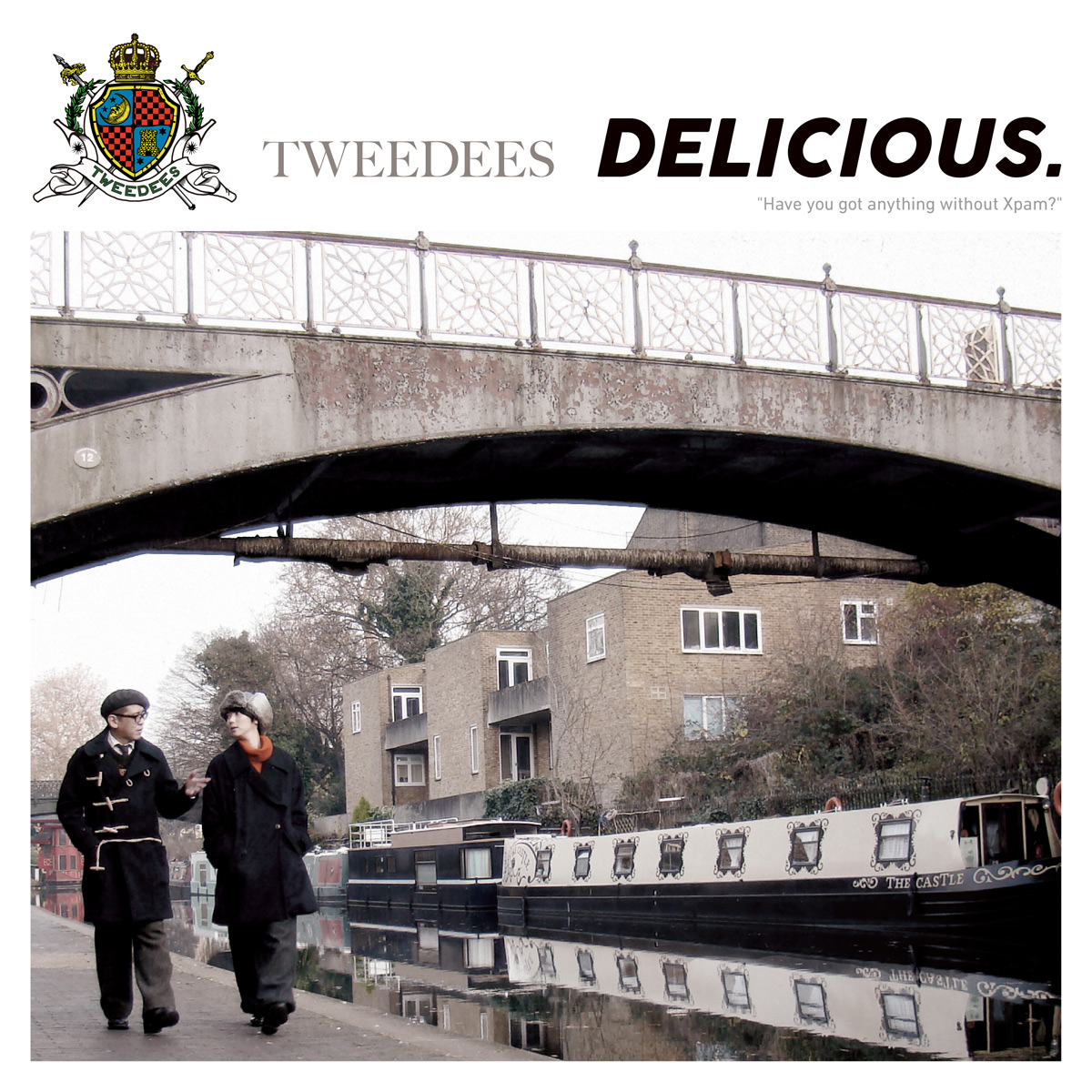TWEEDEES、3rdアルバムの内容発表 ジャケットも公開サムネイル画像
