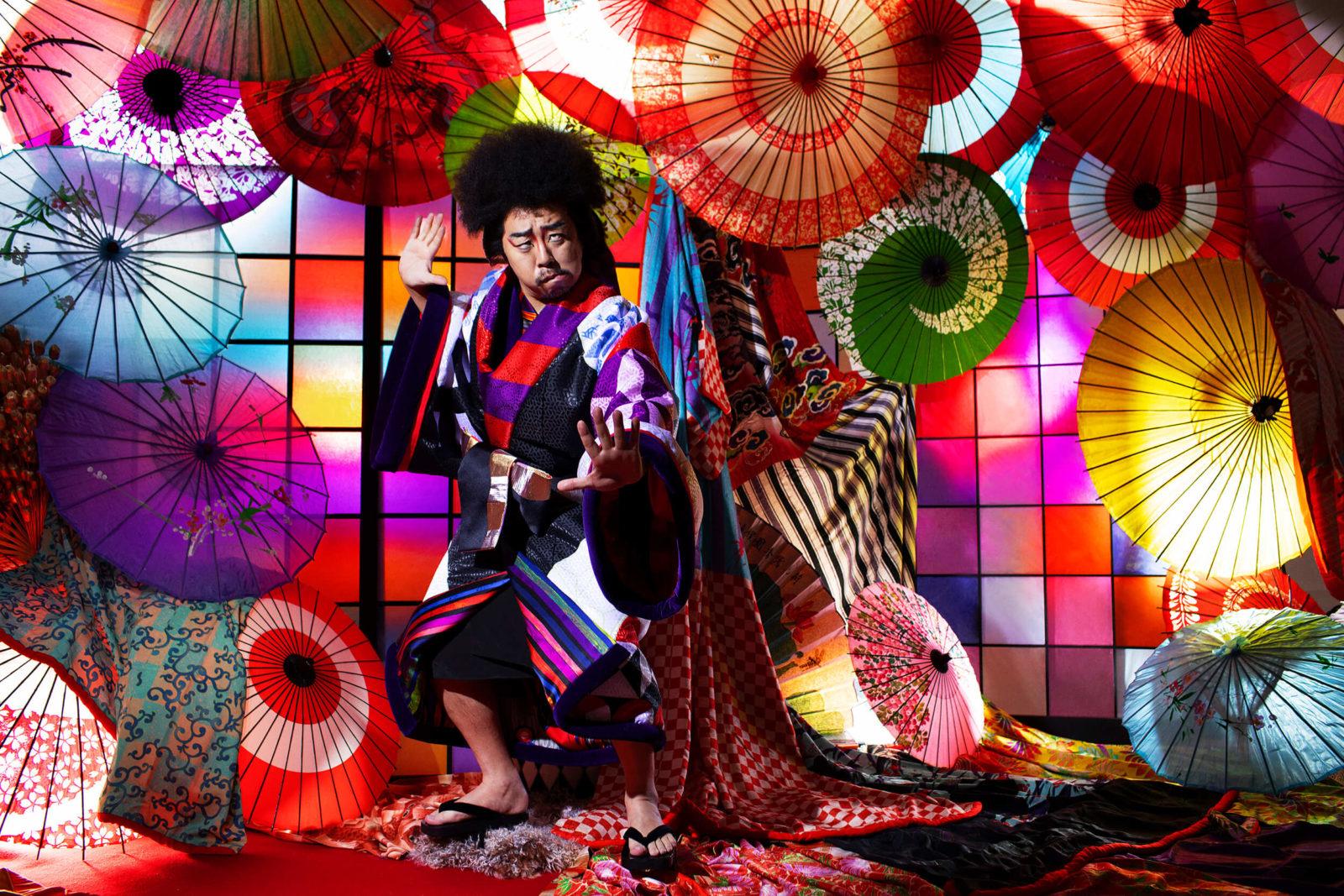 レキシ話題の新曲「GOEMON feat. ビッグ門左衛門 (三浦大知)」でGOEMONが花嫁のハートを盗む?サムネイル画像