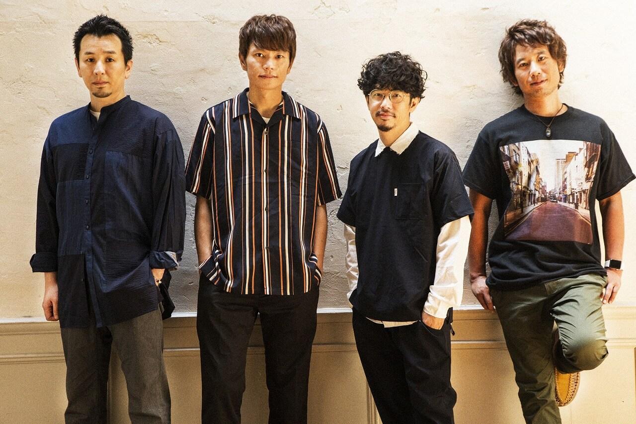 ASIAN KUNG-FU GENERATION、ニューシングル「ボーイズ&ガールズ」MV公開サムネイル画像