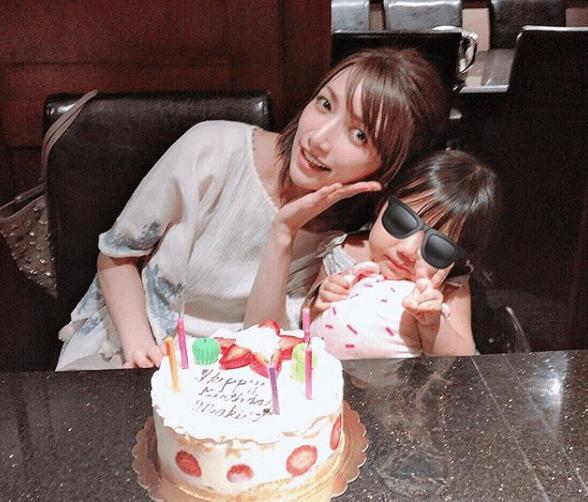 後藤真希、子供との誕生日お祝いショット公開「美しすぎる」サムネイル画像