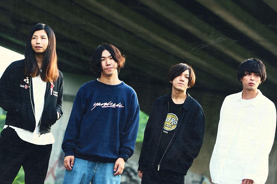 群馬4人組KAKASHI、2ndミニアルバム「PASSPORT」発売と「心の向かう方へツアー」開催決定サムネイル画像