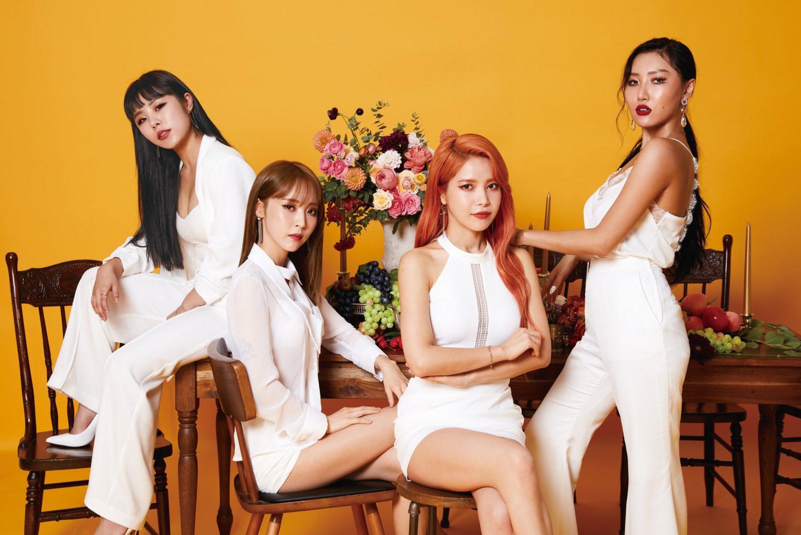 韓国ガールズグループMAMAMOO(ママム)、日本デビュー前の店頭コラボ第2弾発表サムネイル画像