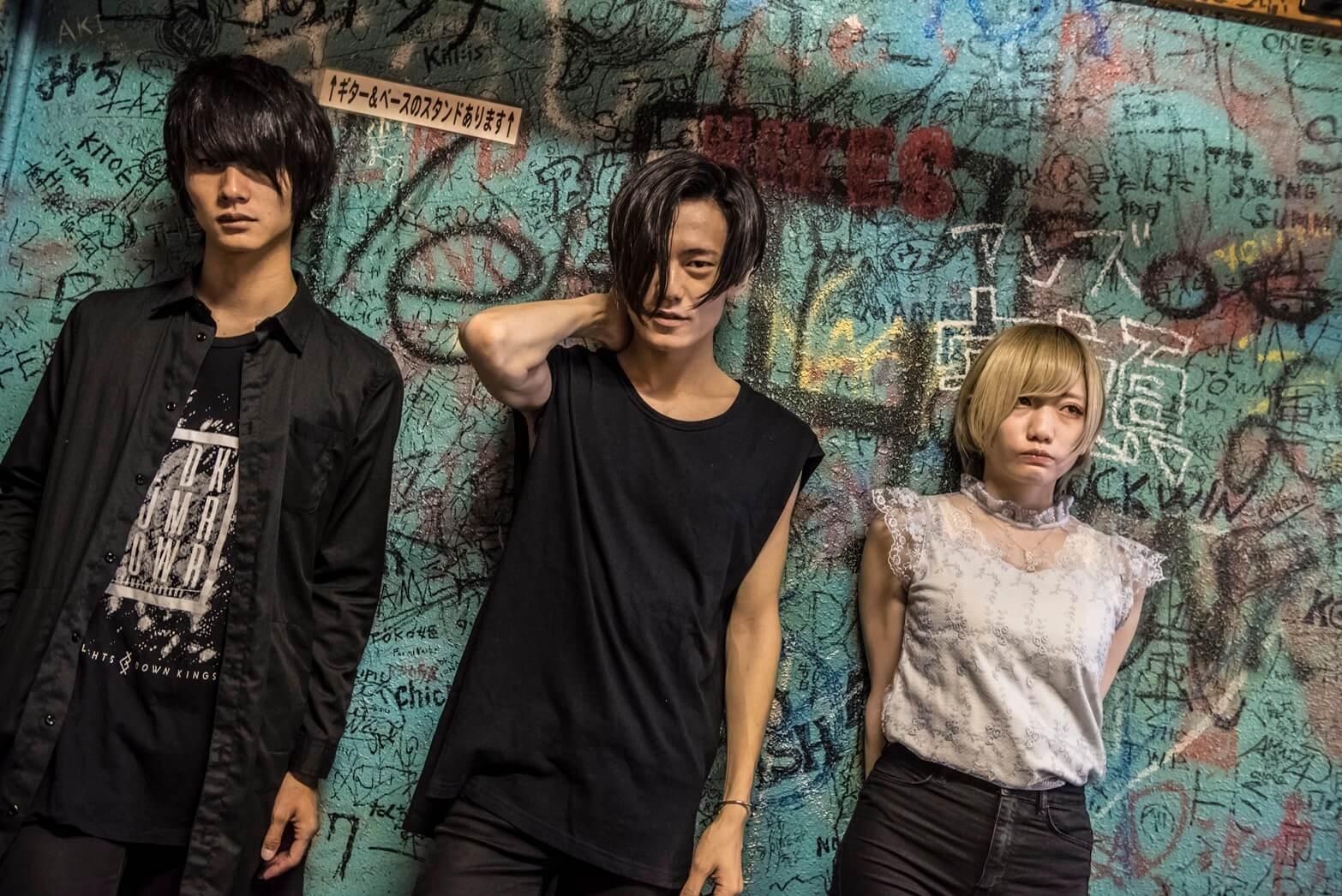 名古屋発THREEOUT、約1年ぶりミニアルバムのリリースを発表!新アートワークも解禁!サムネイル画像