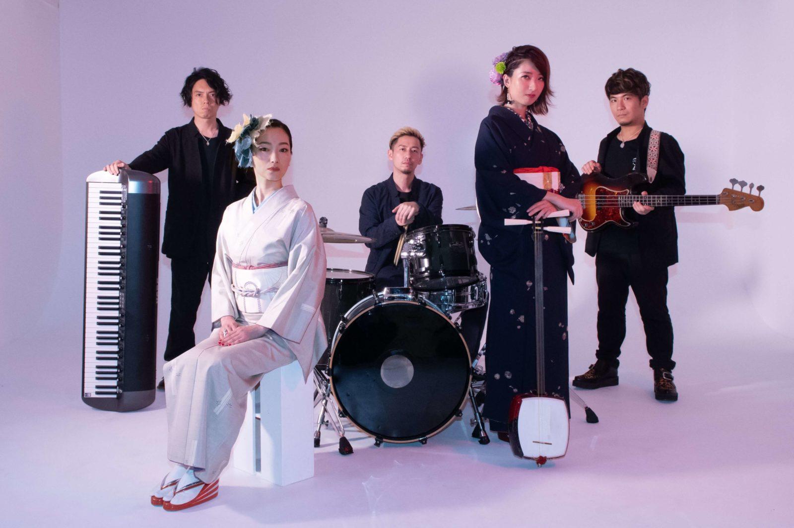 日本ジャズ界にペリー来襲!「黒船」いよいよメジャーデビュー決定サムネイル画像