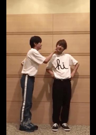 Nissy(西島隆弘)&吉沢亮の可愛すぎるダンス動画にファン歓喜「生きててよかった」サムネイル画像