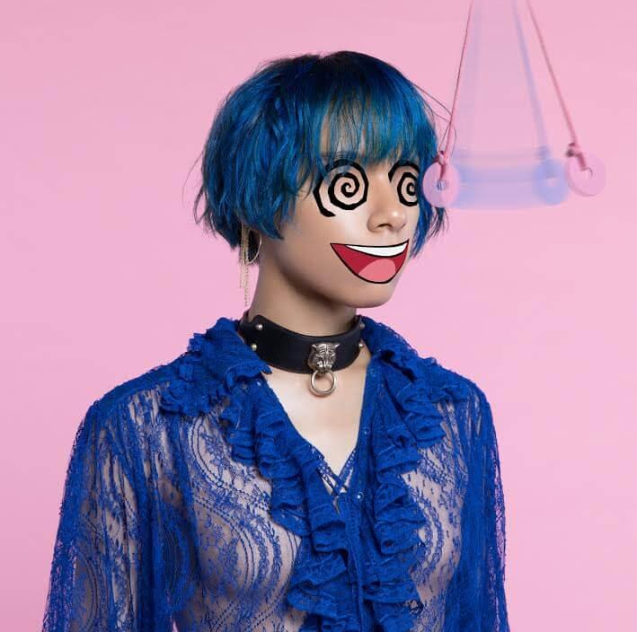 女王蜂、Newシングルジャケット写真公開&「HALF Diggy-MO' Remix」も収録・先行配信決定サムネイル画像