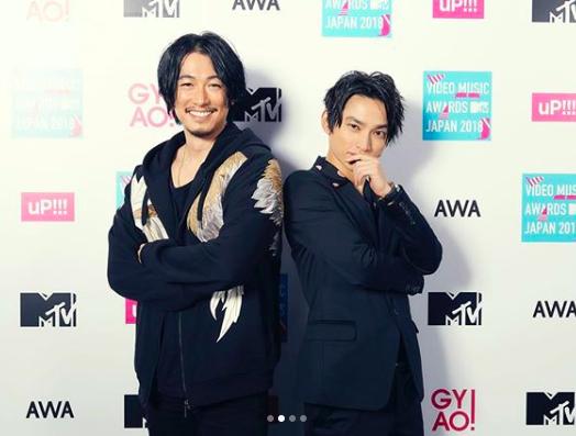 AAA日高光啓、ディーン・フジオカとの「念願」写真にファン歓喜「この2人やば!」サムネイル画像