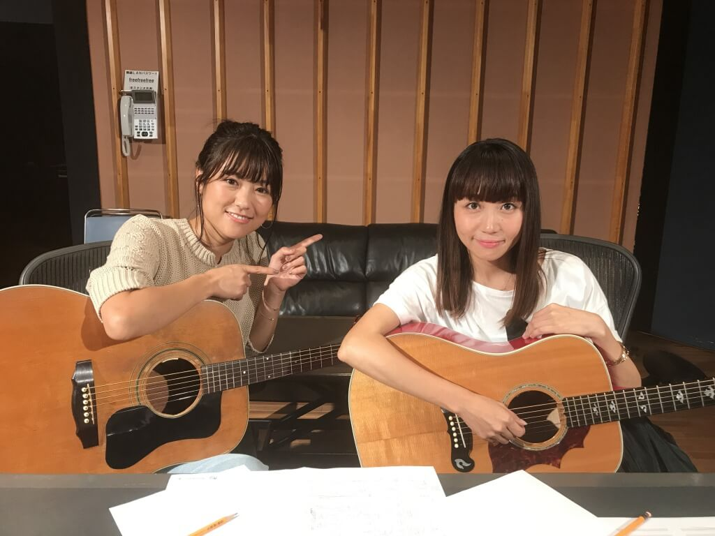 宇宙まお、矢井田瞳とのコラボ楽曲レギュラーラジオで初オンエアサムネイル画像
