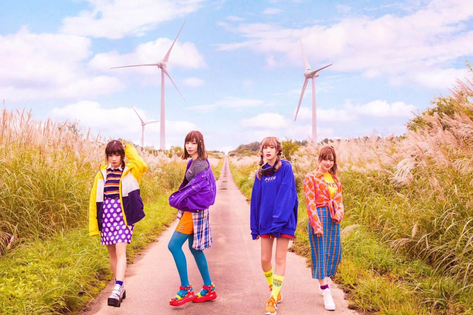 SILENT SIREN、リリースシングル「Go Way!」Short ver.先行配信スタートサムネイル画像