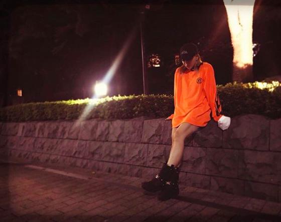 """倖田來未、ロンT1枚の""""お疲れ""""写真公開で「はずかぴぃ」サムネイル画像"""