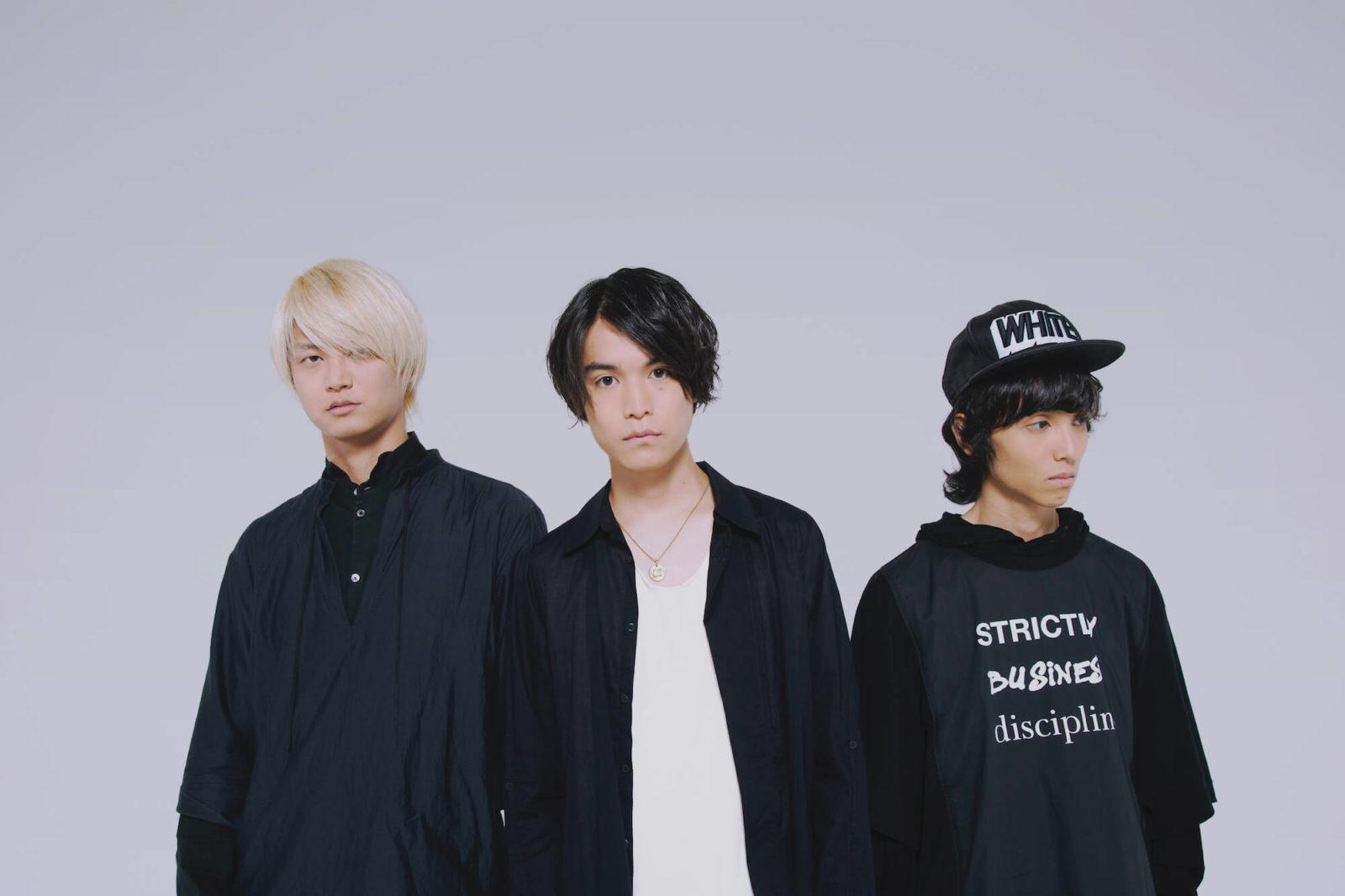 埼玉発 3ピースロックバンド・リアクション ザ ブッタのNew Album『Single Focus』から「火花」のMVが公開サムネイル画像
